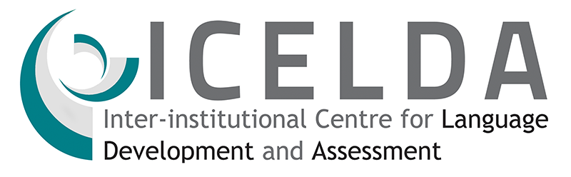 ICELDA - Inter-institutional Centre for Language Development and Assessment