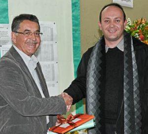 Albert Weideman receives festschrift
