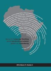 Journal for Language Teaching